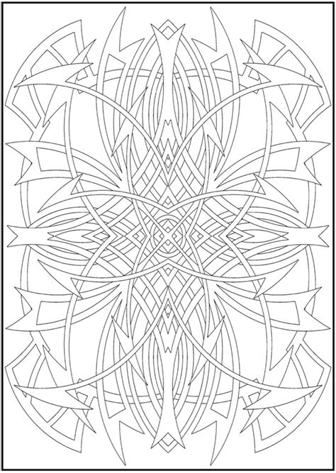 coloring books for adults exles welcome to dover publications