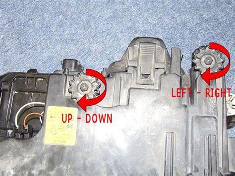 e46 auto leveling headlight is facing down   E46Fanatics