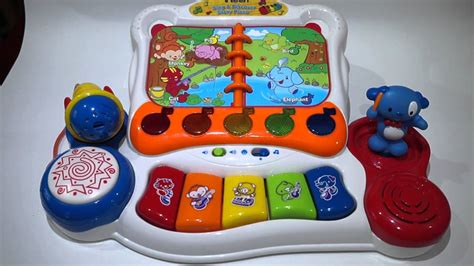 Vtech Sing And Discover Piano 6m Mainan Vtech T3010 2 vtech sing discover story piano