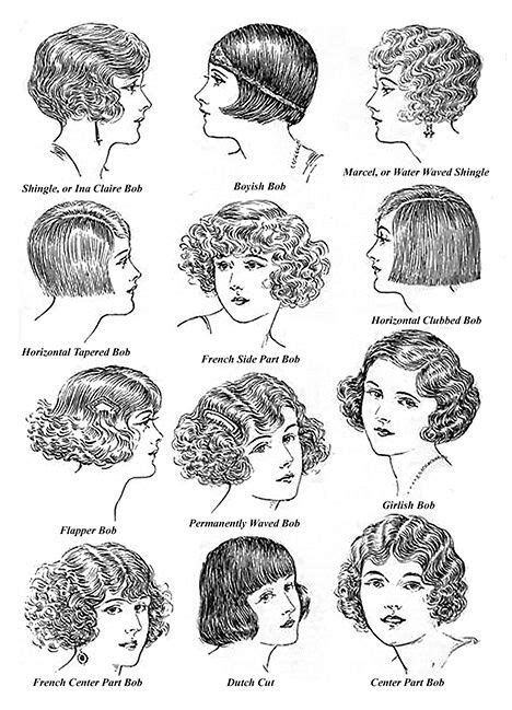 hair style names1920 pinterest the world s catalog of ideas