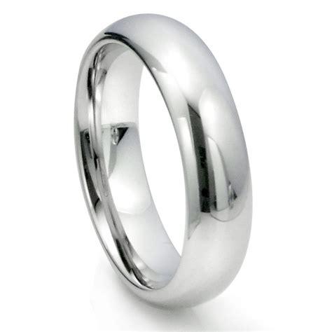 94 titanium vs tungsten wedding rings medium size