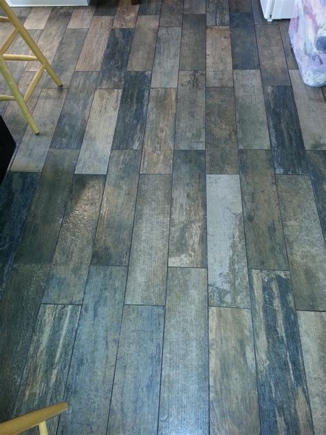 wood tile floor garcia handyman services