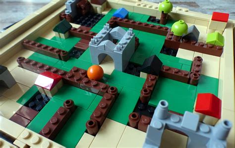 Lego 21305 Maze Cuuso Lego Ideas lego ideas 21305 maze peut on vraiment jouer avec