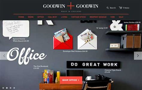 best website design awards 13 award winning ecommerce websites creative bloq