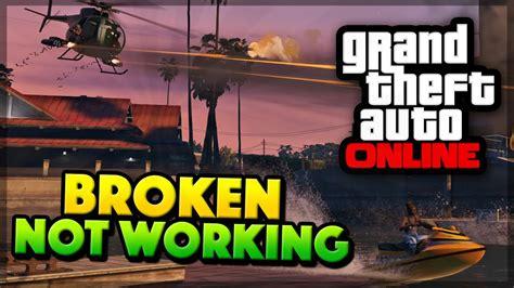 gta v tutorial online not working gta 5 online broken not working rockstargames gta 5