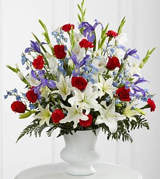Ftd Arrangements by The Ftd 174 Cherished Farewell Arrangement