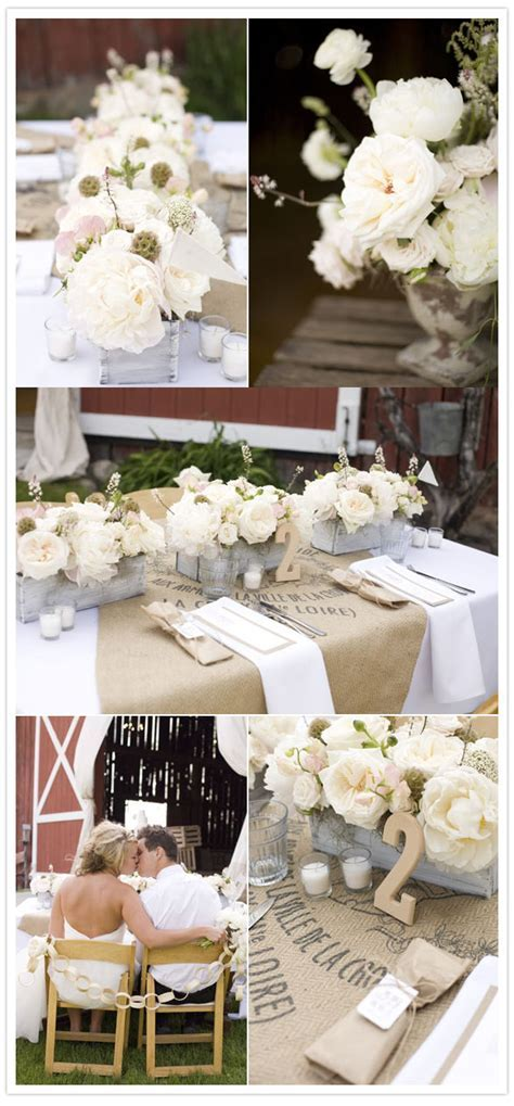 Cheap Rustic Wedding Decor Photograph   Rustic elegance insp