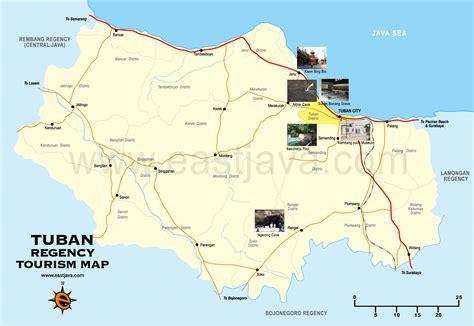 map  tuban peta tuban