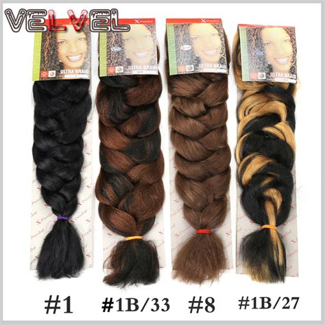 how does the braiding hair xpression cost wholesale 120g synthetic braiding hair 82 quot xpression