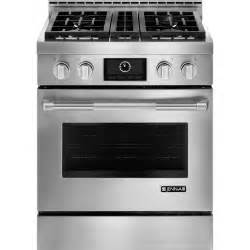 What Are The Best Rated Kitchen Appliances - pro style 174 gas range with multimode 174 convection 30 quot jenn air