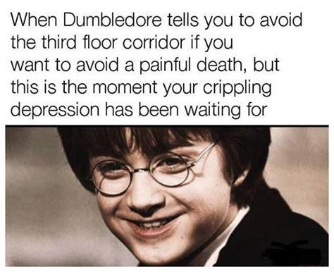 Depressed Meme Face - just 24 hilarious harry potter memes smosh