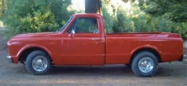 1967 Chevy Truck Rally Wheels For Sale 1967 Chevrolet Trucks