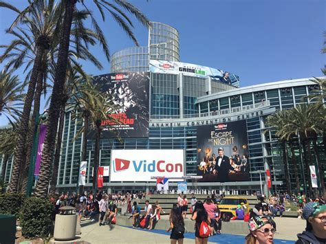 Anaheim Mba by The Business Of Vidcon 2016 From A Product S