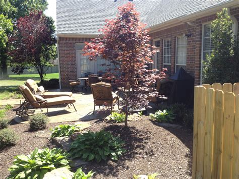 residential landscaping service second nature landscapes
