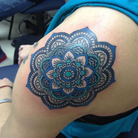 90 immensely deep and positive lotus mandala tattoos to