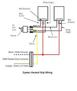 grips wiring diagram oxford heated grips controller wiring diagrams ryangi org