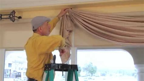 Kitchen Curtain Design by Video 36 Diy Drapery Luxurious Window Treatments With