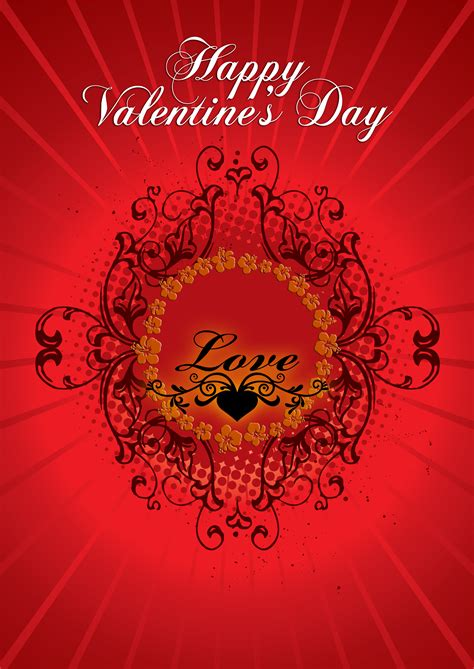 valentines day cards sweet and lovely day cards themescompany