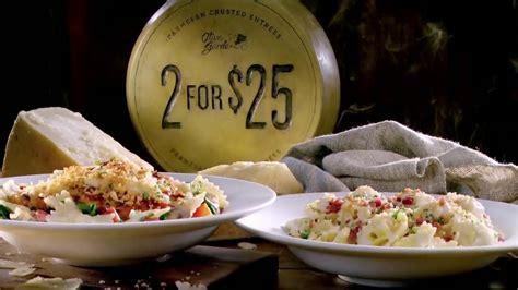 olive garden 2 for 25 tv commercial ispot tv