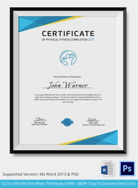 Service Certificate Template Sle by Sle Certificate Template 28 Images Sle Award