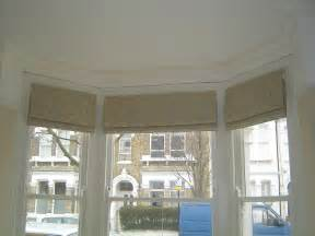Curved Curtain Rod For Bow Window blinds for bay windows what are my options expression