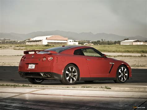 nissan gtr black edition wallpaper nissan gt r black edition us spec r35 2008 10 wallpapers