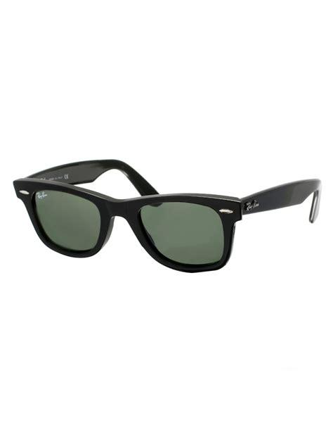 Ban Wayfarer ban wayfarer sunglasses in black for lyst