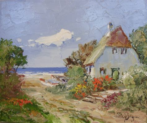 Uk Cottages By The Sea by Landscape No Walls