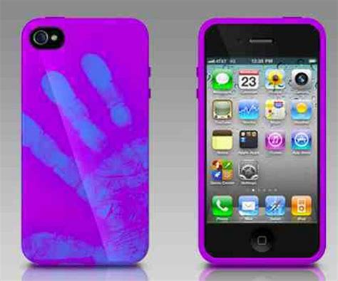 iphone 5s color change apple iphone 4s xtrememac tuffwrap cases change color when