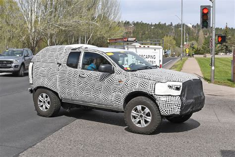 2020 Ford Bronco Look by A Look At The 2020 Ford Bronco Undercarriage Photos