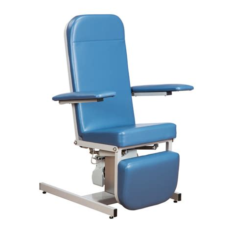 Reclining Phlebotomy Chairs by Recliner Series Hi Lo Blood Drawing Chair Diamedical Usa