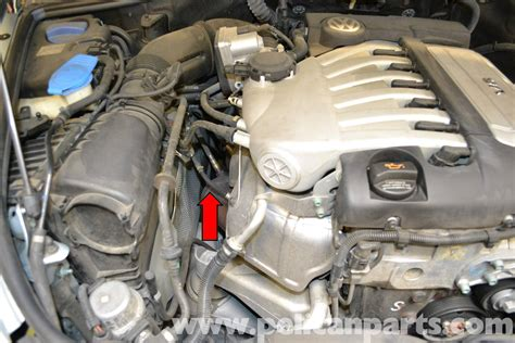 pelican parts technical article volkswagen touareg