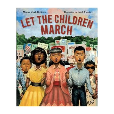 let the children march school and library clark