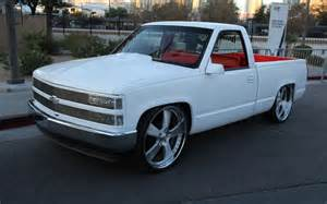 88 Chevrolet Truck 88 98 Chevy Stepside Lowered Autos Post