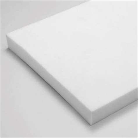 upholstery foam home depot future foam thick multipurpose foam 3 in heavy duty