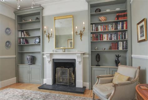 Small Living Room Design Ideas by Alcoves London South East Alcove Cabinets Bookcases