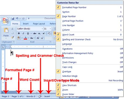 reading layout view definition microsoft word training