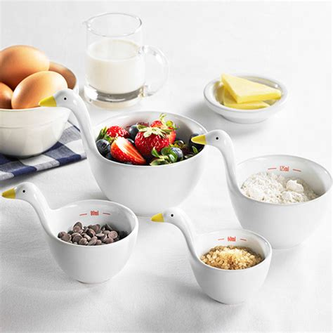 Kitchen Gifts Australia Duck Measuring Cups From Giftsaustralia