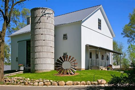 Home Design Architects And Planners Michigan Barn By Northworks Architects And Planners