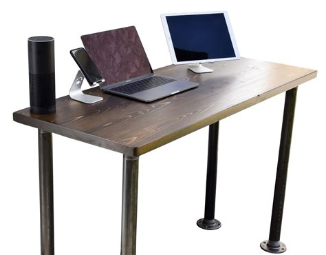 diy industrial pipe desk pipe desk legs best of build your own diy industrial pipe