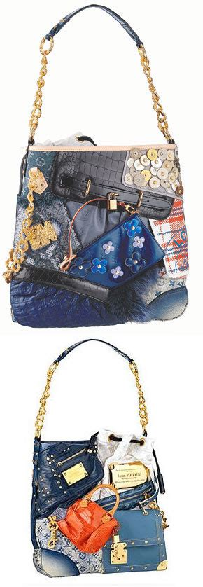 Louis Vuitton Louis Vuitton Tribute Patchwork Bag louis vuitton tribute patchwork bag purseblog