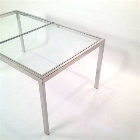milo baughman dining table best 25 glass dining room table ideas on