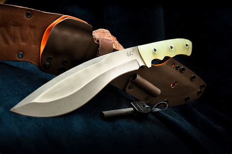 custom kukri sheath custom kukri and kydex sheath flickr photo