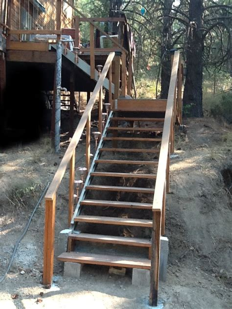 stair kits  basement attic deck loft storage