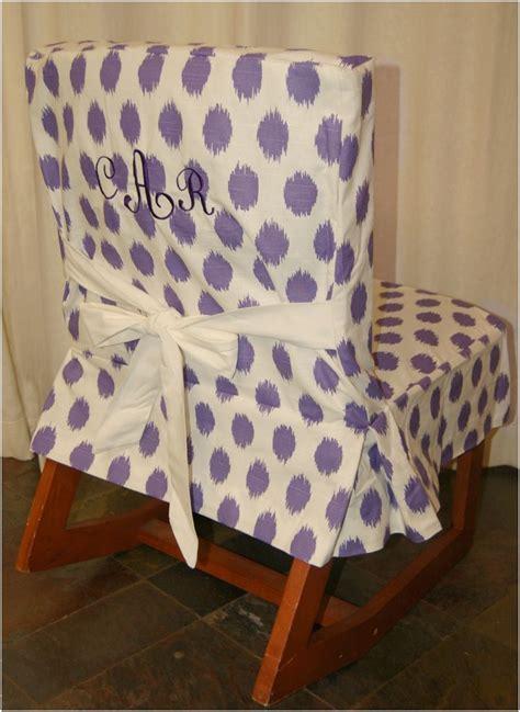 Dorm suite dorm violet jojo dorm chair slipcover with white ties dorm room chair covers