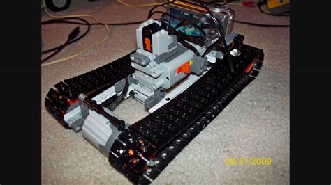 tutorial lego power functions lego power functions camera rover youtube