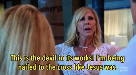 Vicky Meme - quot real housewives of orange county quot season 10 looks bonkers