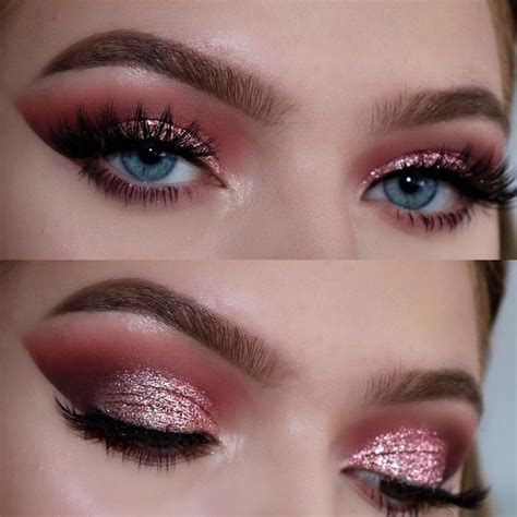 light pink glitter eyeshadow 17 best images about m a k e u p on