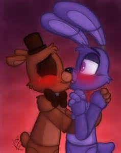 Freddy x bonnie by marie mike on deviantart