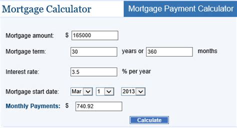 online house insurance calculator the of online mortgage calculators discoverspringtexas com